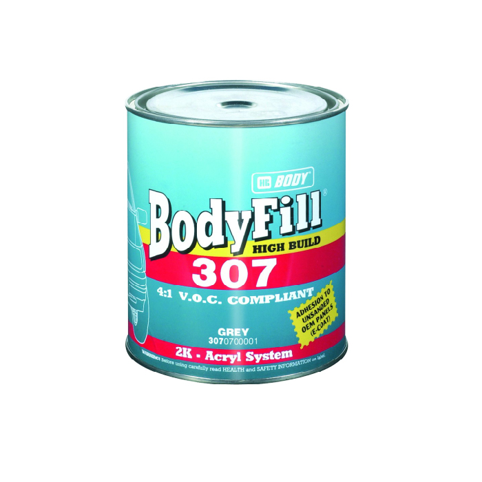 BODY 307*4LIT AΣTAPI 4+1 LOW VOC