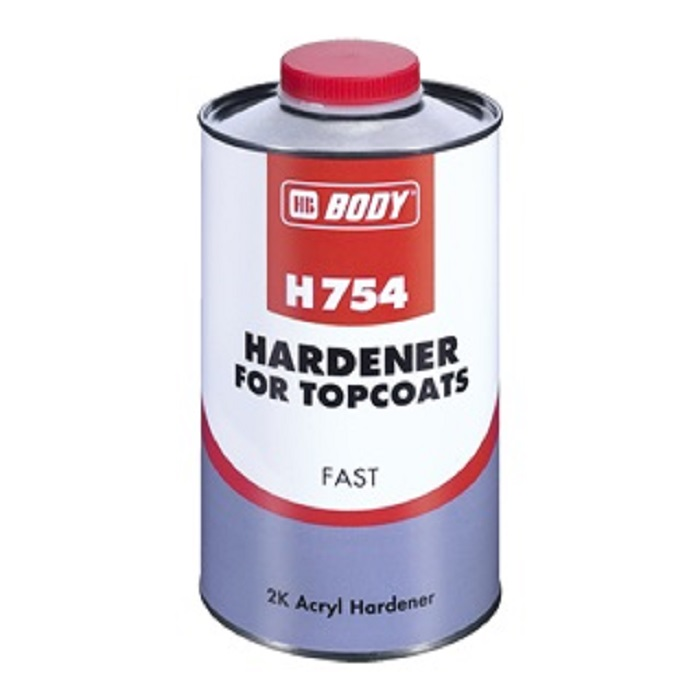 BODY 754 HARDENER FOR TOP COATS FAST 1LIT