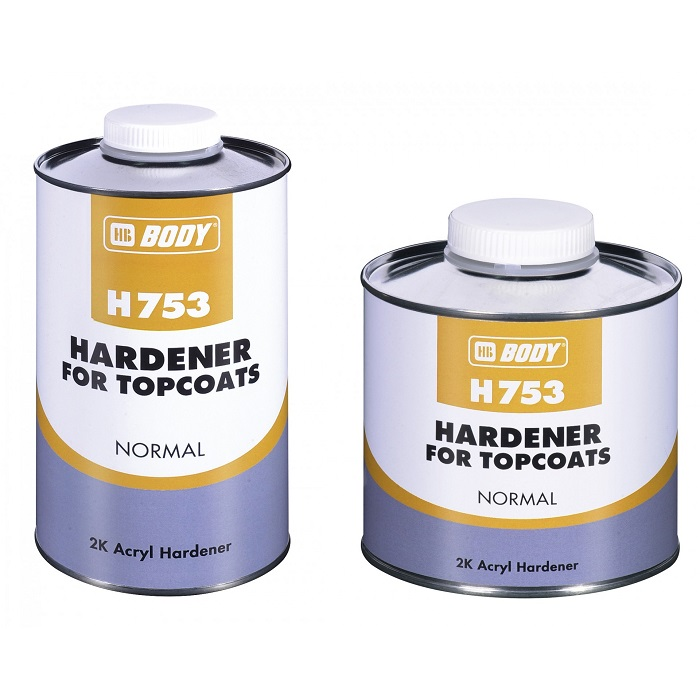 BODY 753 HARDENER FOR TOP COATS NORMAL 1LIT