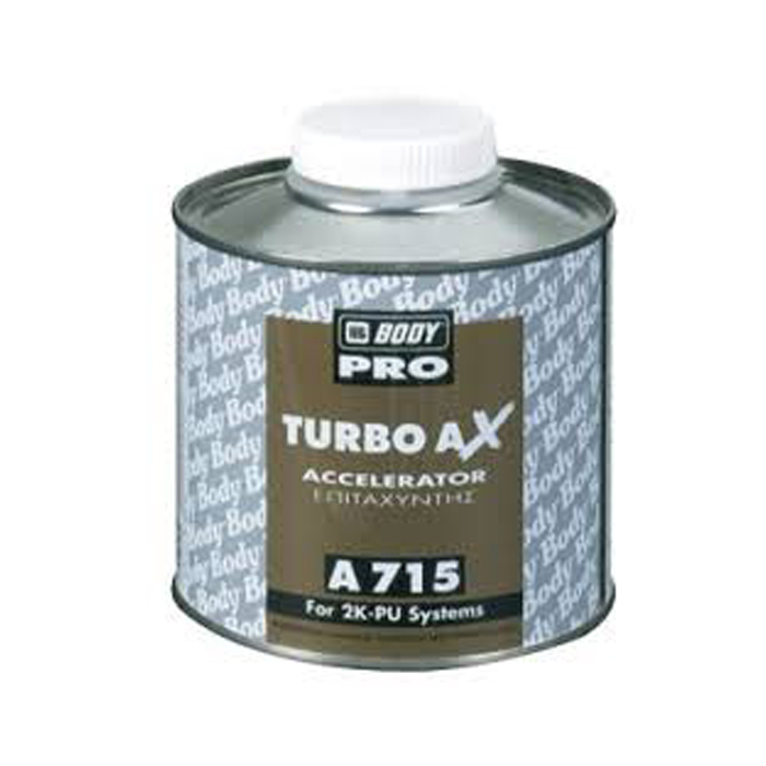 BODY A715 TURBO AX HARDENER 0,5LIT