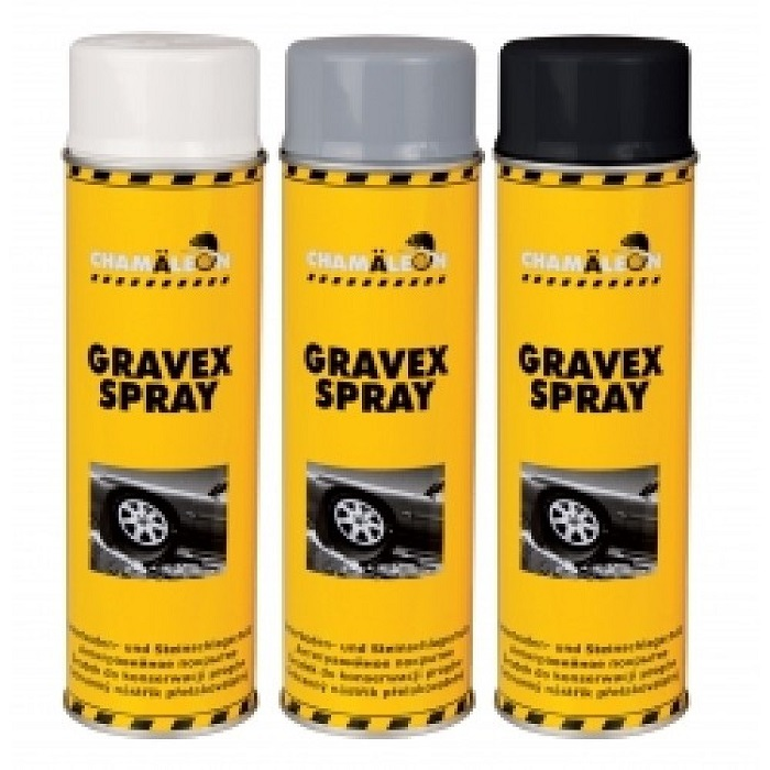 CHAMALEON GRAVEX ΠIΣΣA ΛEYKH SPRAY 500ML