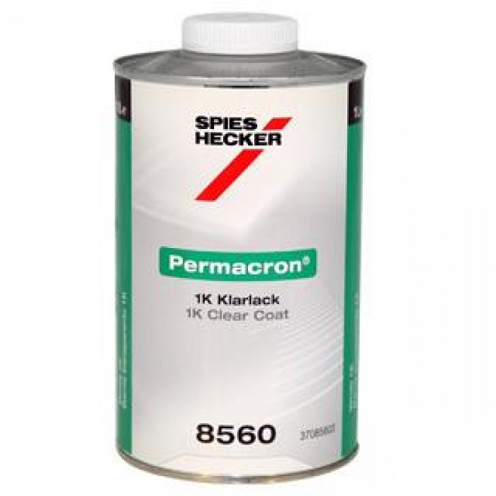 SPIES HECKER Permacron 1K Clear Coat 8560