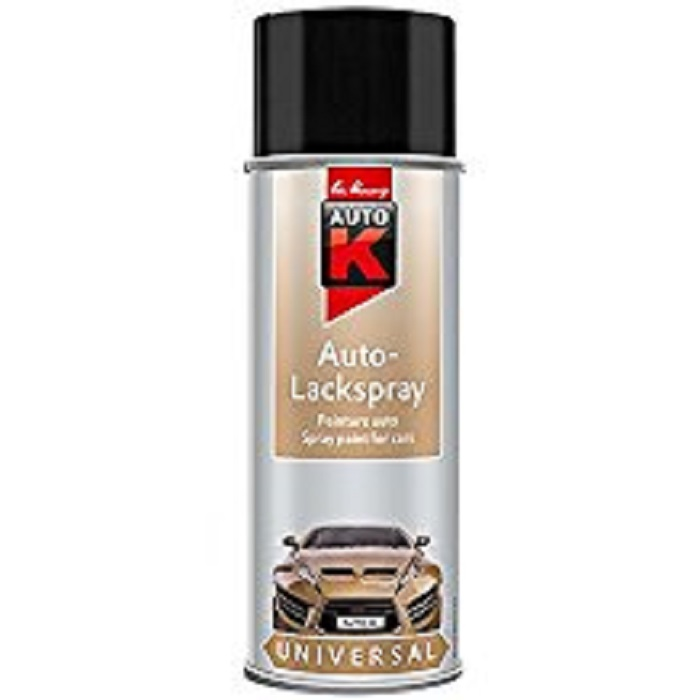 Kwasny Group AutoK SPRAY ΠΡΟΦΥΛΑΚΤΗΡΩΝ 400ML (ΑΝΘΡΑΚΙ)